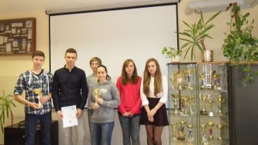 Międzyszkolne zawody strzeleckie o Puchar Dyrektora Zespołu Szkół Samochodowych