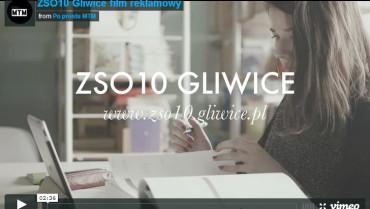 ZSO 10 Gliwice – Tacy jesteśmy!