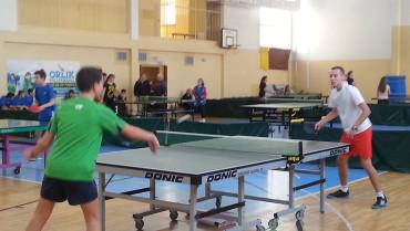 Mistrzostwa Gliwic szkół gimnazjalnych w Tenisie Stołowym