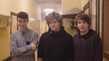 4 uczniów I LO w II etapie LXVII Olimpiady Matematycznej