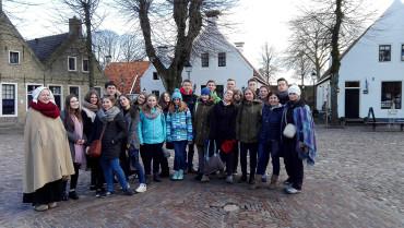 Wizyta w Gymansium Marianum w Meppen