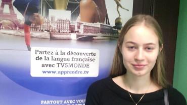 KAROLINA  BOTWINA została przyjęta na Uniwersytet w Tuluzie we Francji. GRATULUJEMY!