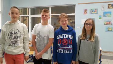 Nasi gimnazjaliści wicemistrzami województwa śląskiego w szachach :)