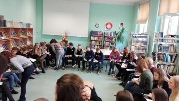 Wizyta gości z Gymnasium Marianum w Meppen