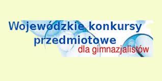 25 GIMNAZJALISTÓW W REJONOWYM ETAPIE KONKURSÓW PRZEDMIOTOWYCH!