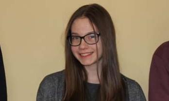 Aleksandra Kolorus laureatką WKP z Fizyki