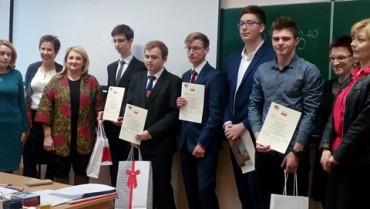 Gratulacje dla Rafała Górki