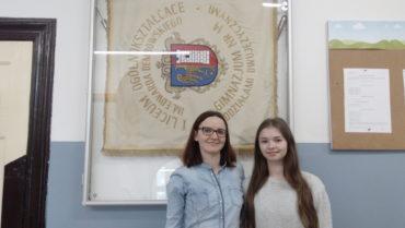 Karolina Pelka laureatką konkursu z niemieckiego