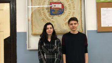 Sukces w Wojewódzkim Konkursie Przedmiotowym z Historii