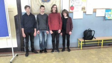 Trzech uczniów zostało laureatami Wojewódzkiego Konkursu Przedmiotowego z Fizyki