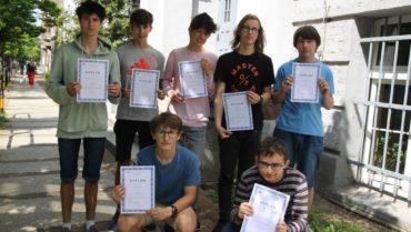 Sukcesy w Śląskim Konkursie Matematycznym