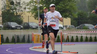 Tomasz Pyzik wicemistrzem Śląska w biegu na 10 km