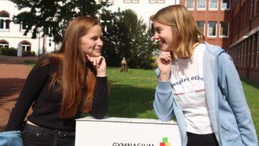 Nasza maturzystka –  uczennicą niemieckiej szkoły w Meppen!