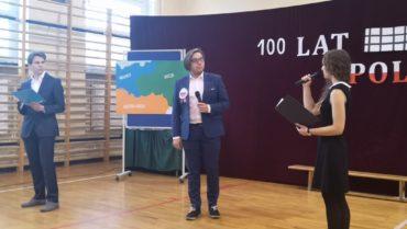 Akademia z okazji 100 – lecia Odzyskania Niepodległości