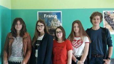 Sukces naszych uczniów na DELF-ie, egzaminie Francuskiego Ministerstwa Edukacji