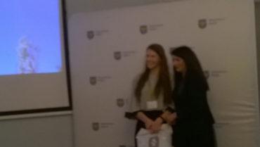 Michalina Nawrot z klasy IIC została laureatką konkursu organizowanego przez Urząd Marszałkowski w Katowicach