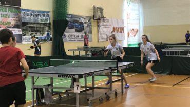 Sukces naszych reprezentantek w Finale Licealiady 2019 w tenisie stołowym dziewcząt