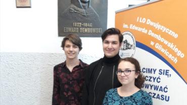 Sukces naszych uczniów na Olimpiadzie Języka Francuskiego