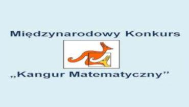 """Wyniki Międzynarodowego Konkursu Matematycznego """"Kangur 2020"""""""