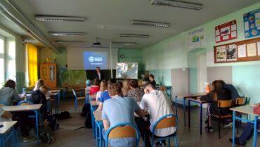 Wykład w ramach współpracy z Uniwersytetem Ekonomicznym w Katowicach
