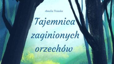 Amelia Trzaska z klasy II DP na 3 miejscu ogólnopolskiego konkursu literacko-plastycznego