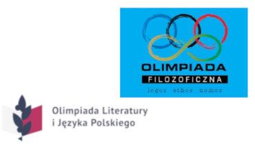 Podwójny olimpijski sukces Jakuba Schuwalda – uczeń klasy III C zakwalifikował się do etapu centralnego LI Olimpiady Literatury i Języka Polskiego oraz został rekomendowany do zawodów centralnych XXXIII Ogólnopolskiej Olimpiady Filozoficznej