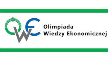 Paweł Oborski z klasy politechnicznej w finale Olimpiady Wiedzy Ekonomicznej