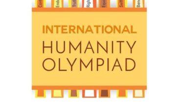 Maria Gorczyca z klasy 3 eG DP w gronie zwycięzców International Humanity Olympiad
